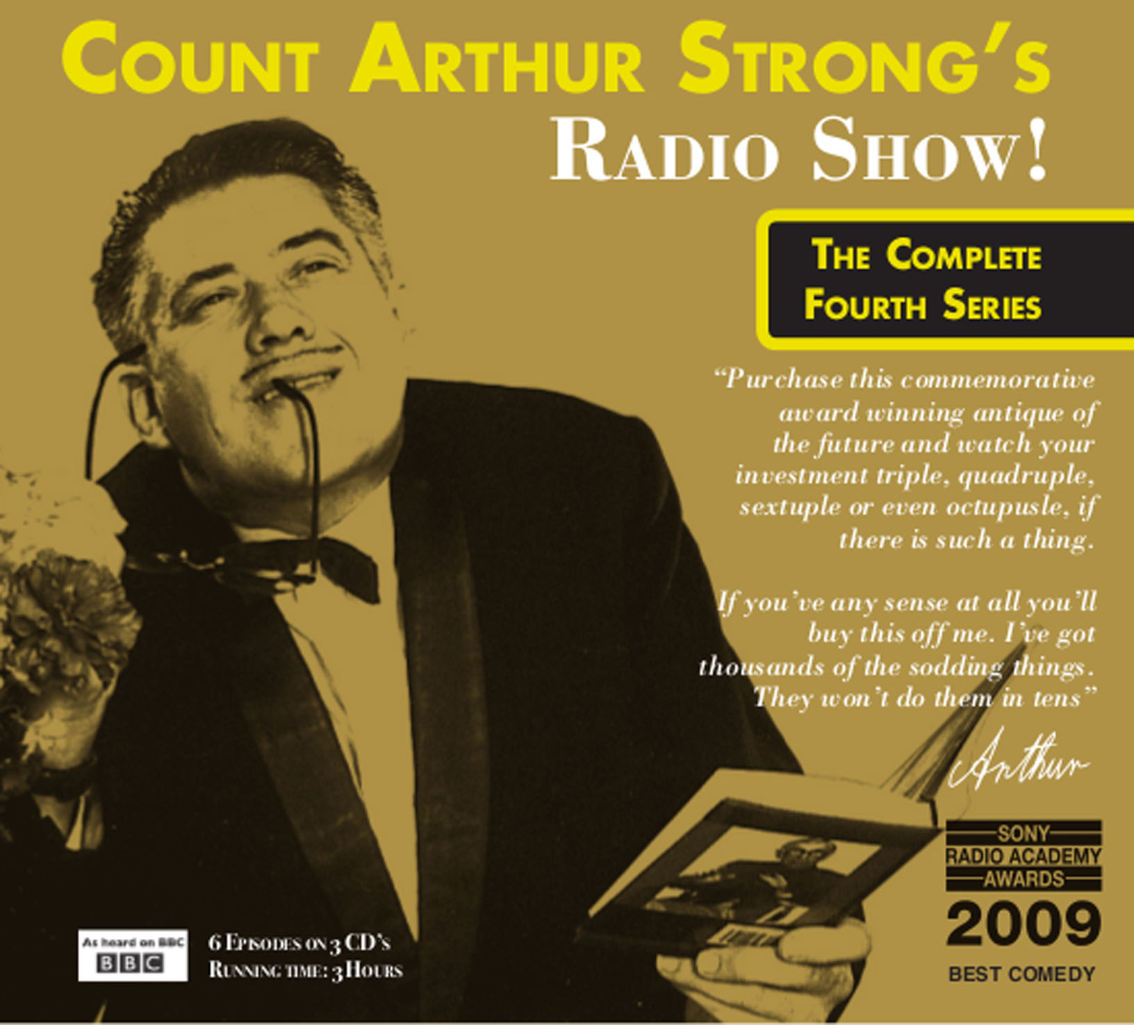 Count arthur strong radio download.