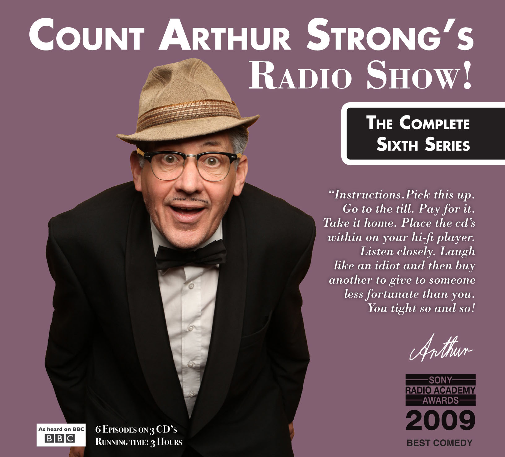 Something stupid (7 inch single) with download code | count arthur.
