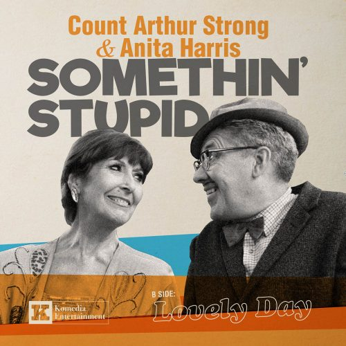 Count Arthur & Anita Harris - Somethin' Stupid